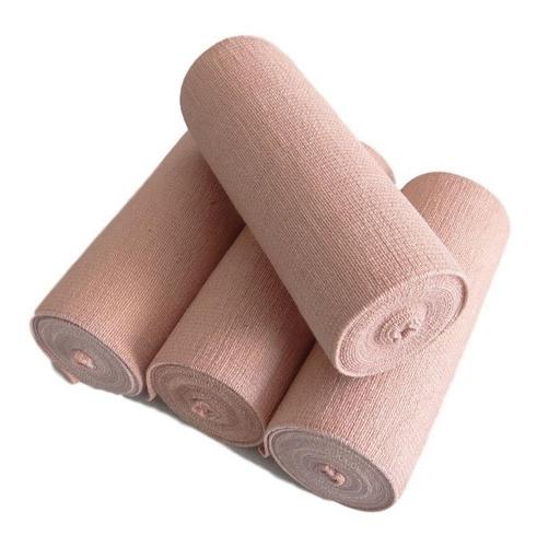vendas elásticas 15 cm tratamientos reductivos. 4 pzas.