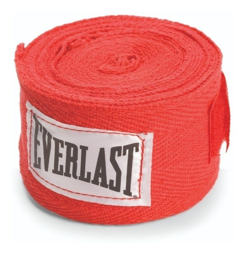 vendas everlast boxeo 4,50 mts abrojo dedo pulgar muay thai