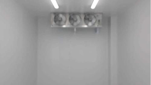 vendas, instalação, manutenção de câmaras frias/refrigeração