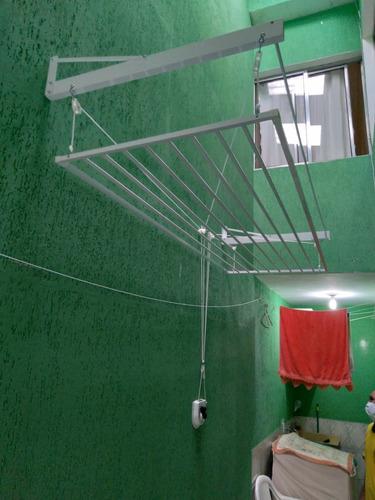 vendas, manutenção e instalações de varais