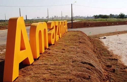 vende 03 lotes comerciais, somente r$ 60.000,00 - quitado no bairro novo amazonas 1 - na cidade de iranduba - am - 32029