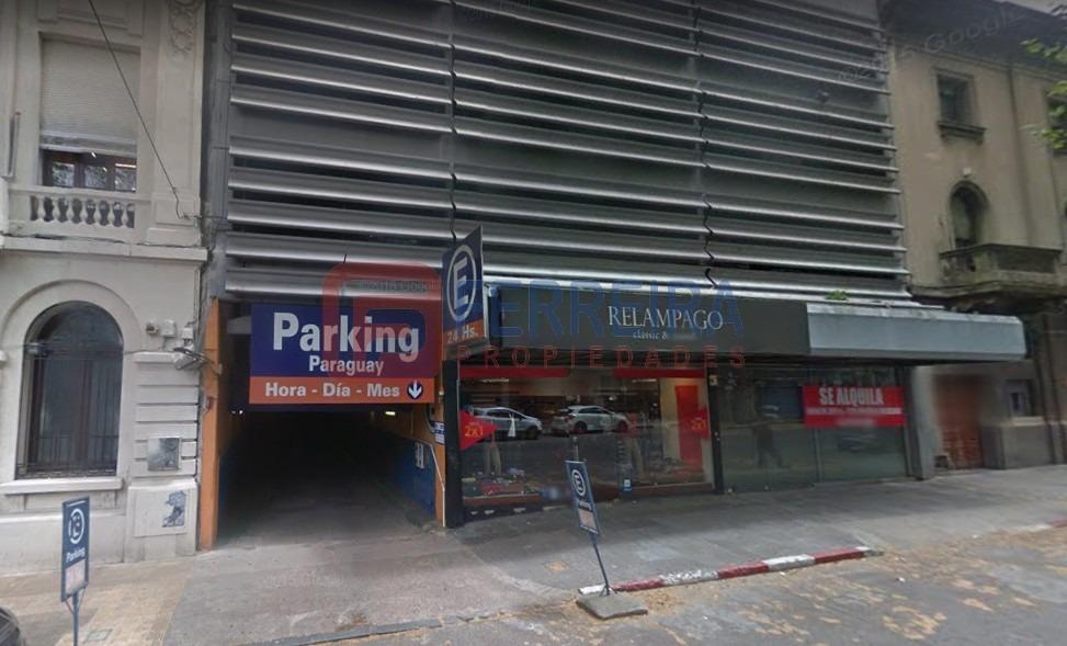 vende 4 cocheras en parking paraguay - piso 2 - alquiladas