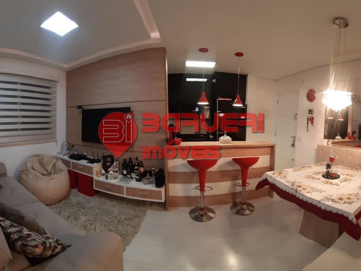 vende apartamento barueri inspire brisas 380.000,00
