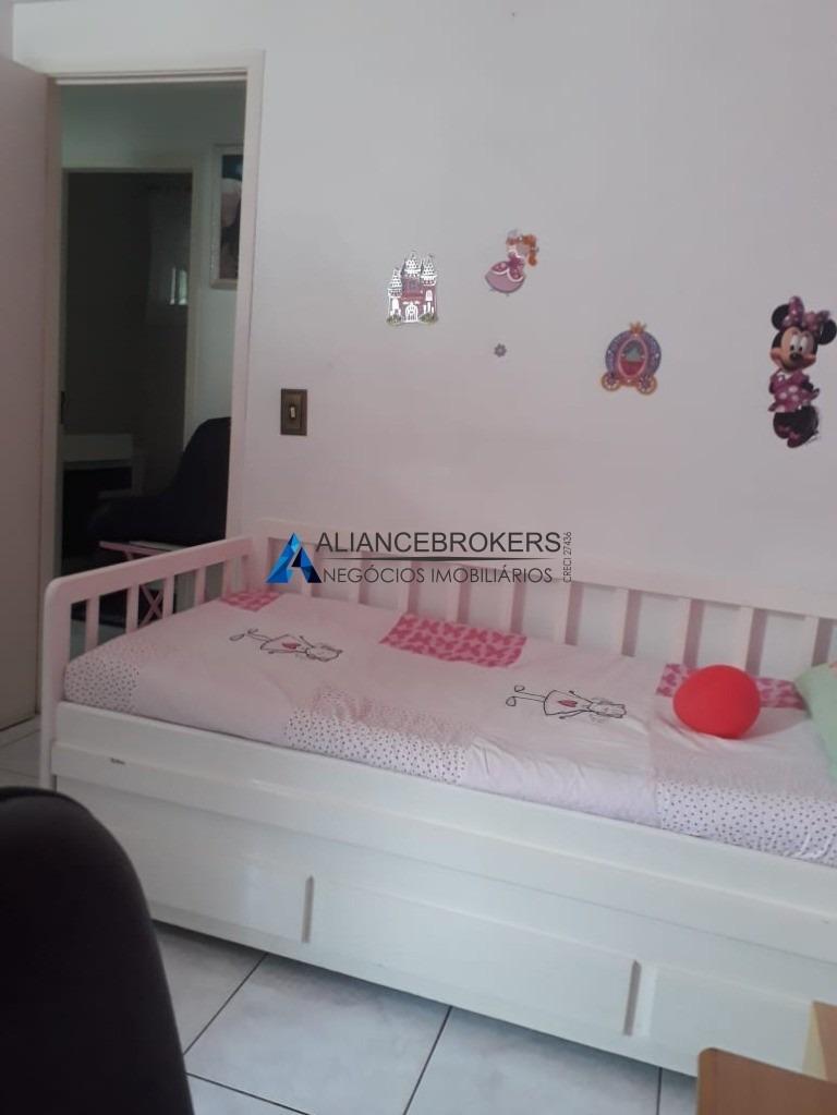 vende apartamento com 76 m2, 3 dormitórios sendo 1 suite, condominio residencial portal dos imigrantes - ap03409 - 33956648