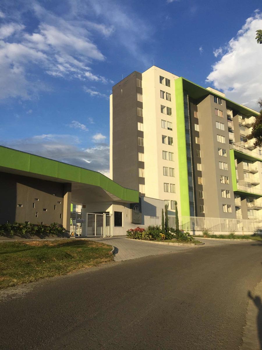 vendé apartamento en conjunto residencial verdu en armenia