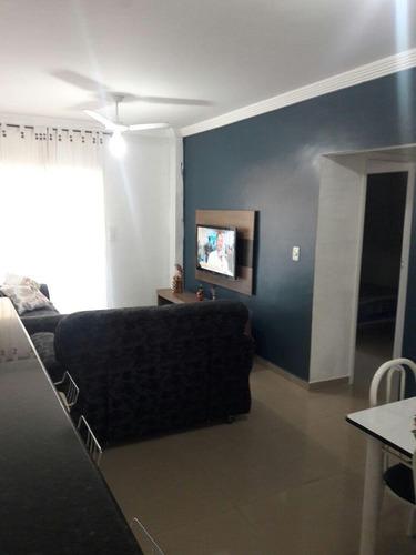 vende apartamento na praia grande frente pro mar  350 mil