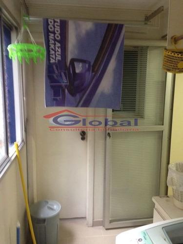 vende apartamento - vila gilda - santo andré - gl11181
