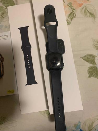 vende applewatch série 5 44mm zerado original sem marcas