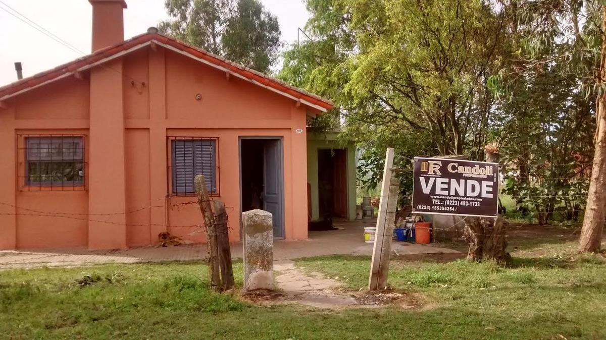 vende casa 3 amb + 2 lotes parque peña - 10% off