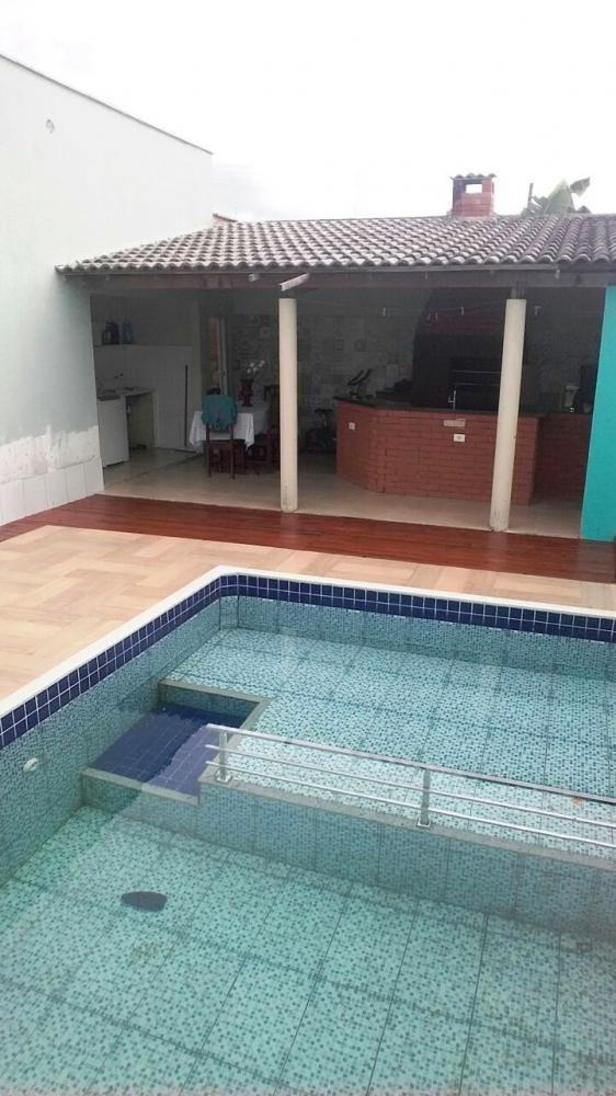 vende casa com piscina no santa isabel - cs1386v