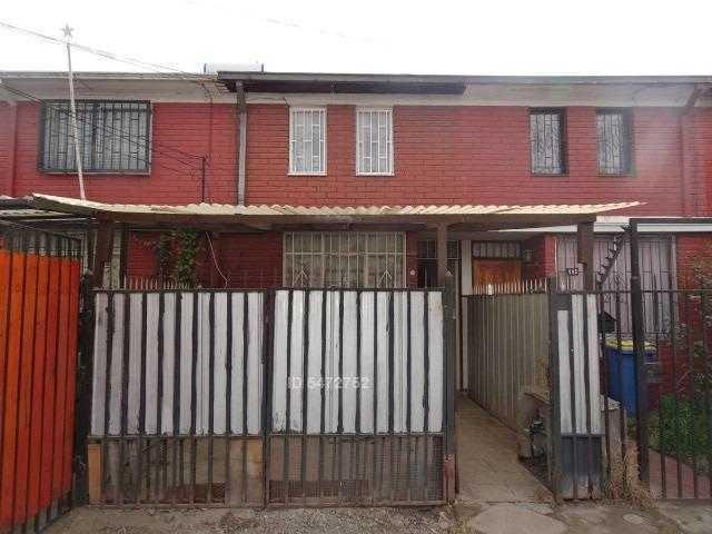 vende casa en la florida / villa los peumos