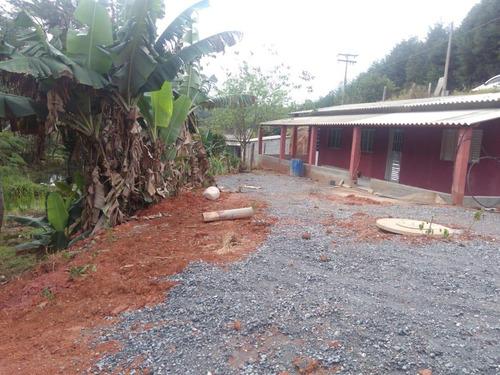 vende chácara no monte negro km 5,2 -800 m² - 150 mil