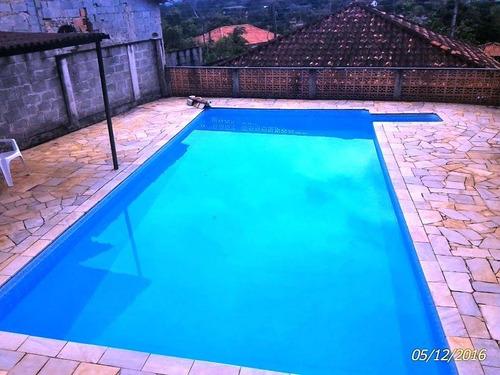 vende chácara recanto alpina com piscina 600 mil