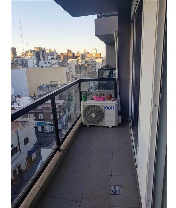 vende departamento 1 dor nueva cor. frente balcon