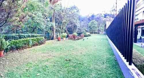 vende departamento garden house o planta jardin en santa fe