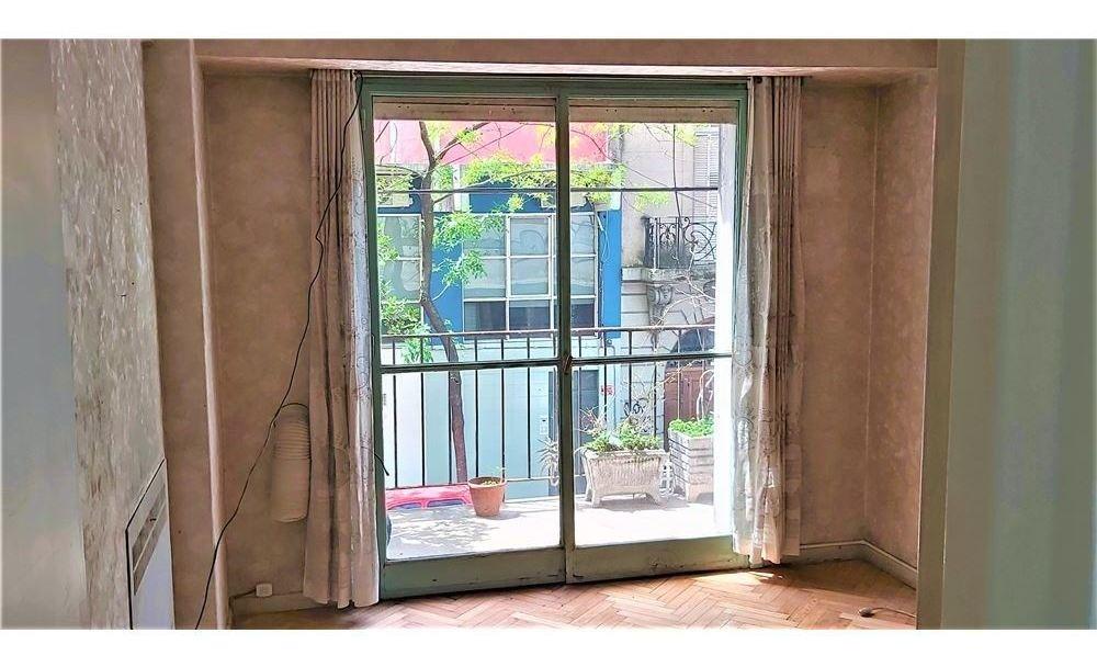 vende depto 4 amb almagro 102m2 patio y balcón