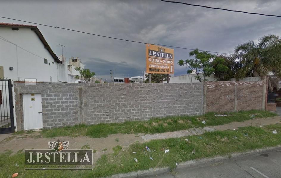 vende fraccion 1460 m² frente a 2 calles - alquilado complejo de fútbol - s.justo (ctro)