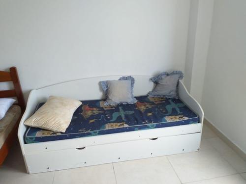 [vende] kitnet com 1 dorm  canto do forte - pg