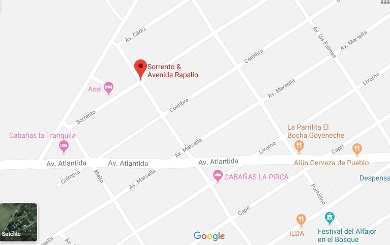 vende lote barrio atlántida