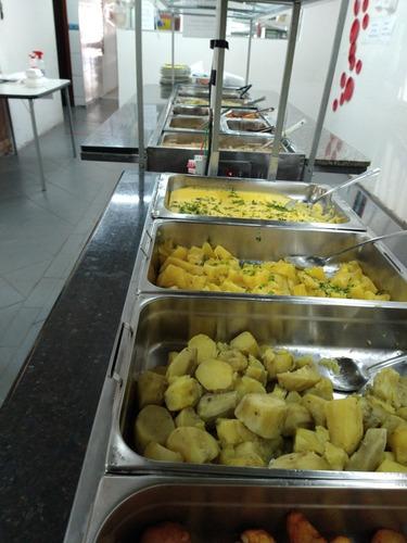 vende restaurante cozinha industrial e marmitaria