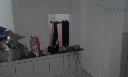 vende salão comercial com casa de fundos - ca0901