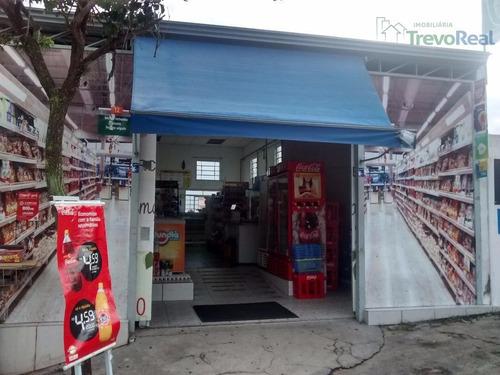 vende salão comercial com residêncial - ca0909
