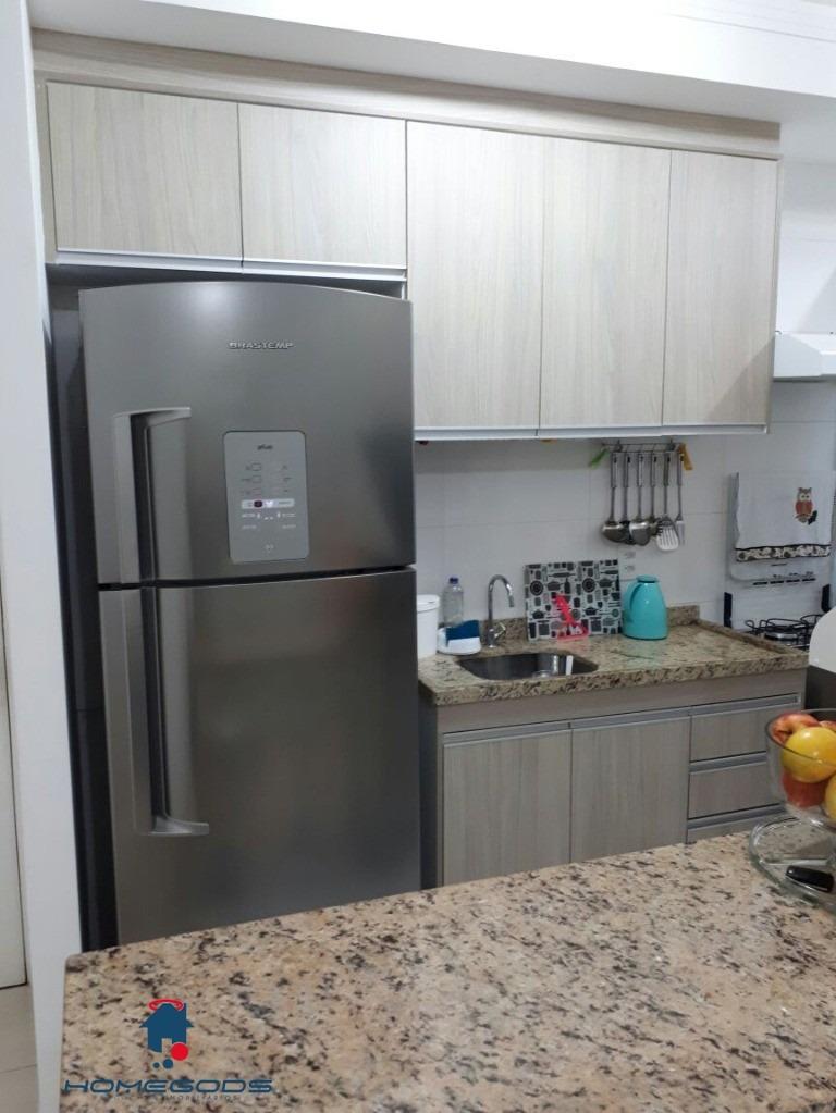 vende-se apartamento 2 dormitórios sumaré-sp - ap00658 - 33303018