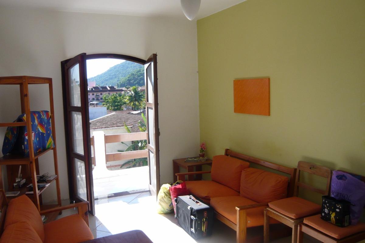 vende-se apartamento ubatuba tenório- litoral norte