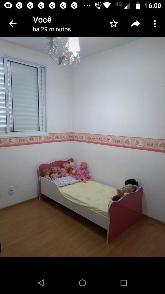 vende-se apto 2 dorms condomínio avanti guarulhos