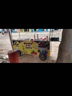 vende - se carrinho de açaí