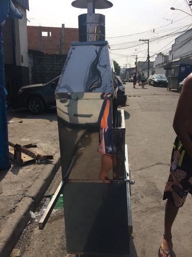 vende-se carrinho de churrasco