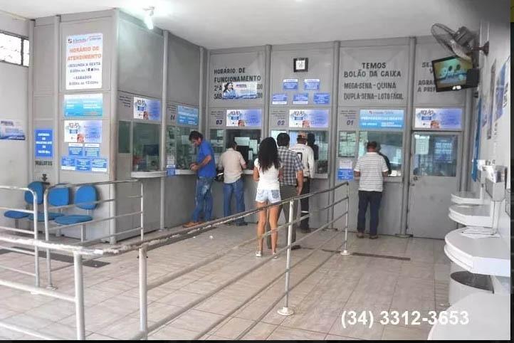 vende-se casa loterica em uberaba/mg