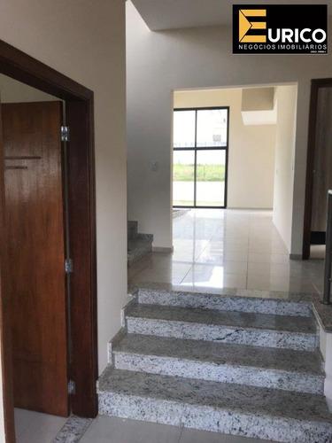 vende-se casa na morada do bosque vinhedo - sp - ca01172 - 33331660