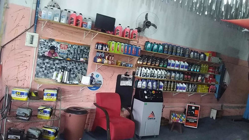 vende-se centro automotivo em suzano -sp completo