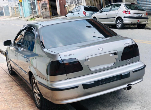 vende-se civic 2000 completo