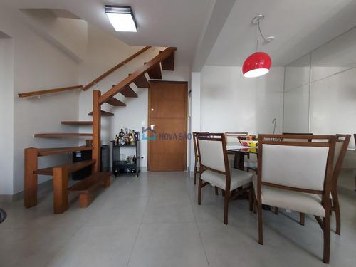 vende-se cobertura duplex ao lado do metrô jabaquara  - bi25282