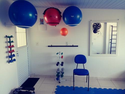 vende-se consultório de fisioterapia