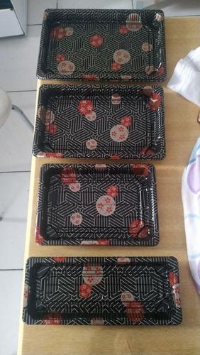 vende-se diversas embalagem para comidas japonesa