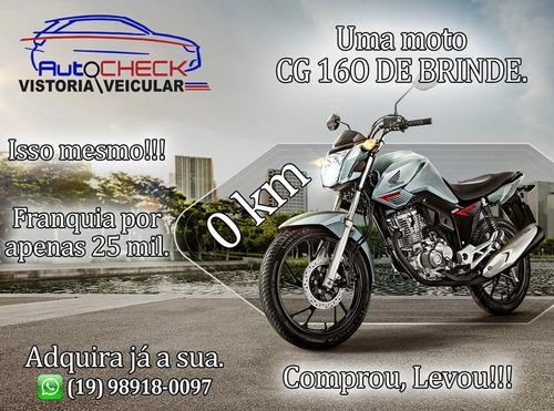 vende-se franquia de vistoria veicular (ganhe uma moto 0km)!