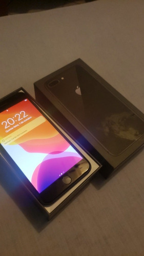 vende-se iphone 8 plus 256 gb digital ok bateria ok tela ori