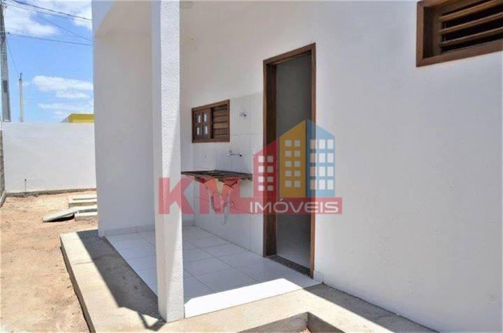 vende-se lindas casas no loteamento alto das brisas mossoró - ca2484