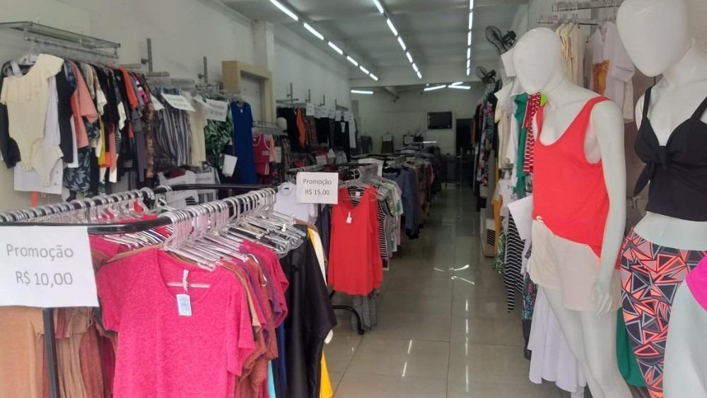 vende-se loja de roupas - no melhor ponto do pq. são lucas