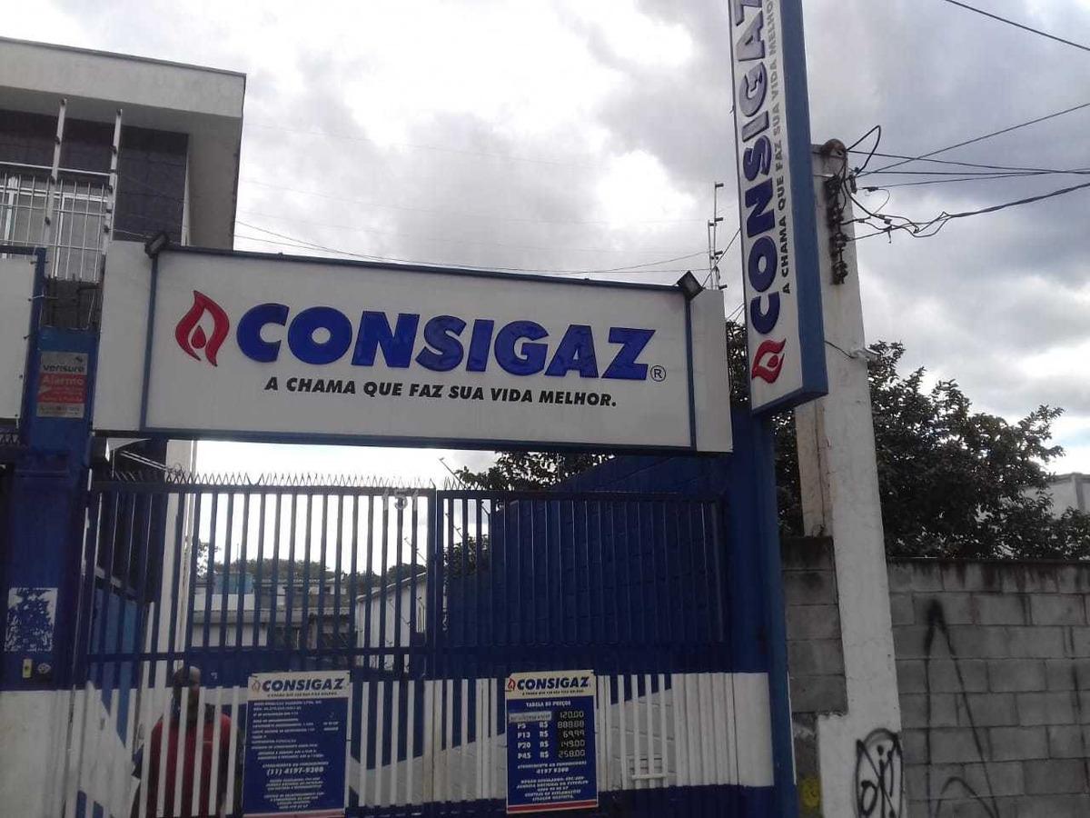 vende-se oportunidade depósito de gás
