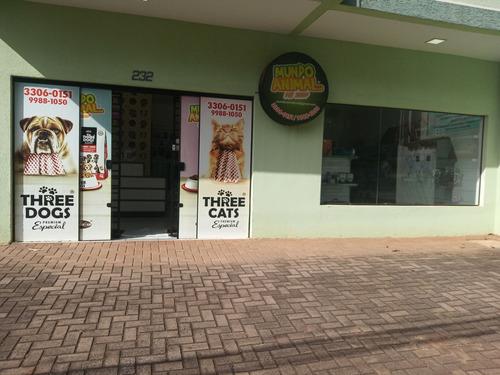 vende-se pet shop completo