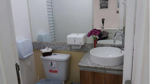 vende -se sala comercial toda mobiliada,  ideal para área médica excelente localização manaus am - 32163