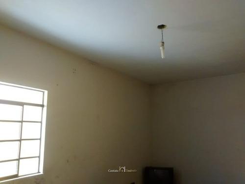 vende -se terreno com casa em atibaia. - te-0166-1