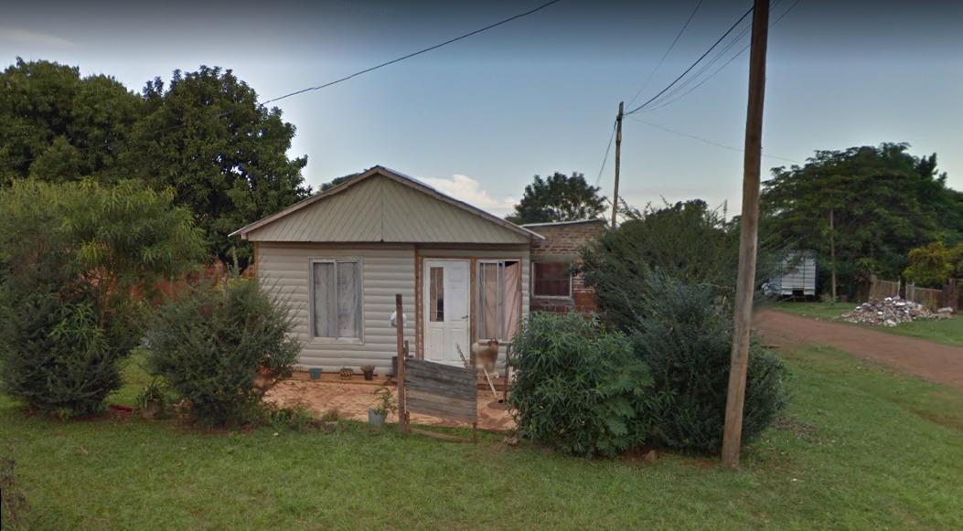 vende terreno con casa  ref-418101 yvb