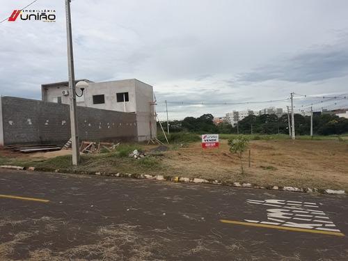 vende terreno em parque da gávea  -  umuarama - 642