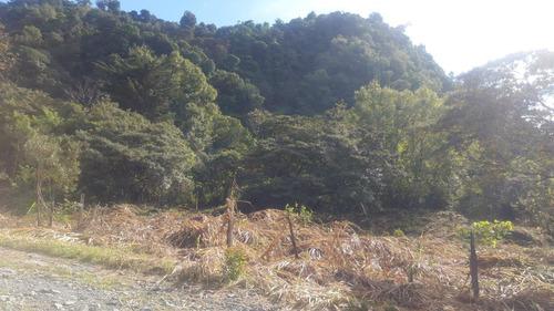 vende terreno en volcan $60mil