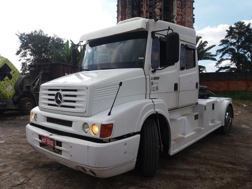 vende troca mb 1620 2003 trator/cavalo